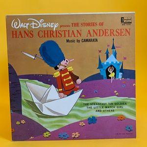 Other - 60s Disney Hans Christian Andersen Vinyl Record